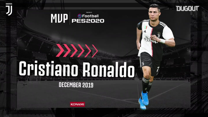 Cristiano Ronaldo: December's MVP