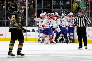 Golden Knights React To Overtime Loss Against Canadiens