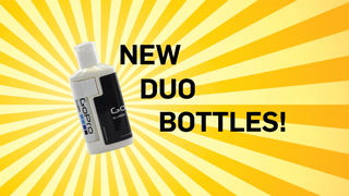 Introducing the Duo Bottle
