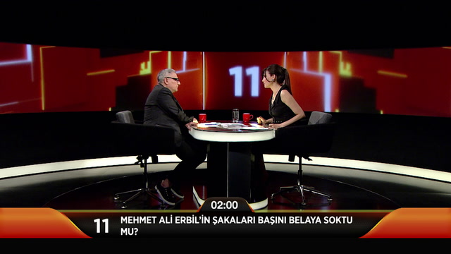 Jülide Ateş ile 40 - Mehmet Ali Erbil'in şakaları başını belaya soktu mu?