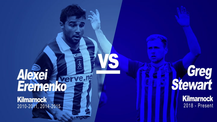 Past Vs Present: Alexei Eremenko Vs Greg Stewart