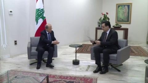 Renunció primer ministro de Líbano, seis días después de la explosión