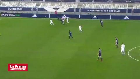 Bordeaux 0 - 1 PSG (Liga 1 de Francia)