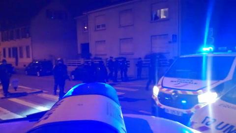Policía francesa mata a presunto atacante de Estrasburgo
