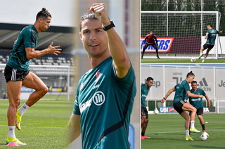 El regreso de Cristiano Ronaldo: Se hizo más fuerte y adoptó un nuevo hábito que sorprendió a todos