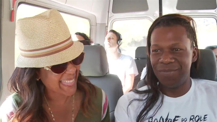 Big Freedia Needs To Fck The Audience In Brazil: Deleted Scene