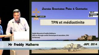 TPN et médiastinite