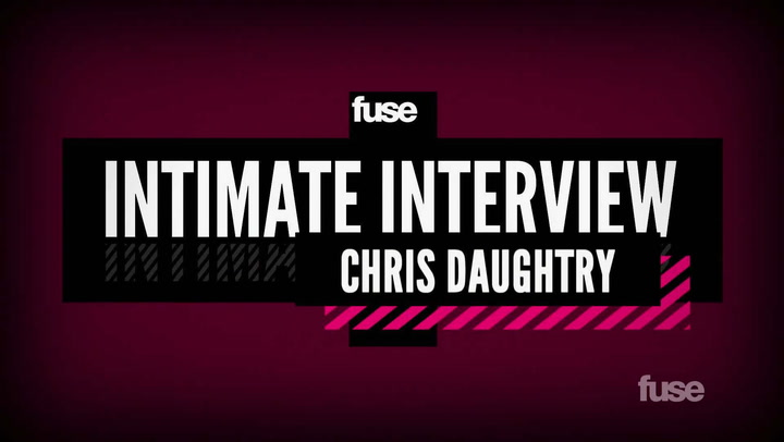 Interviews: Close Call! Chris Daughtry Recalls Flipping His Car as a Teenager