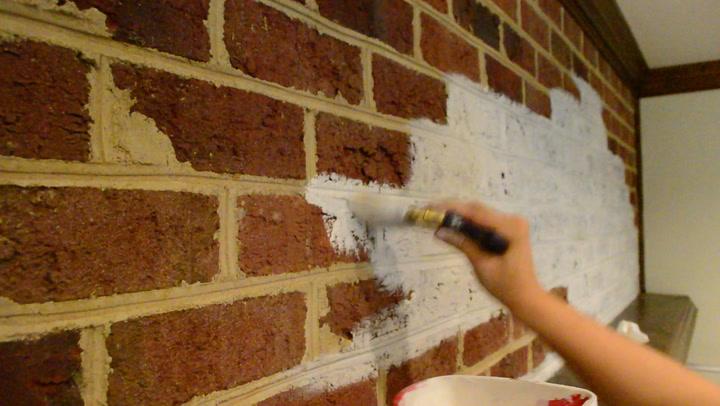 New Cost to Whitewash Brick House