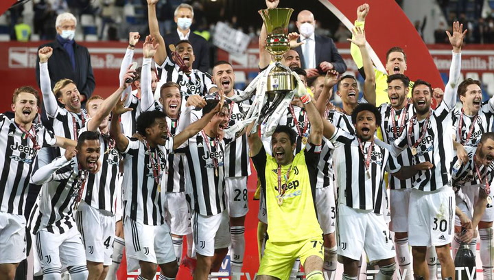 La Juventus se proclama campeona de la Coppa de Italia
