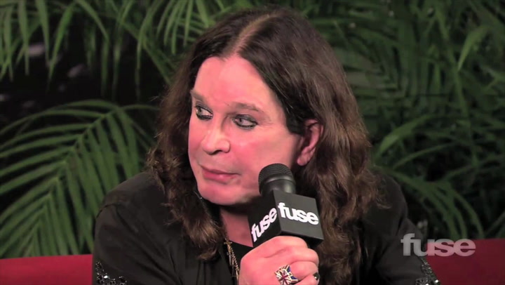 Festivals: Voodoo: Voodoo Flashback - Ozzy Osbourne Can't Pick Favorites