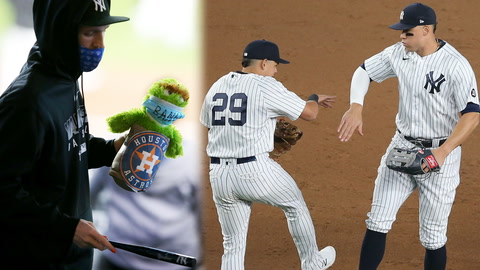 Yankees feeding off fans and their energy again in the Bronx