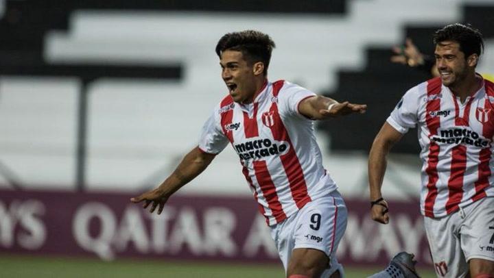 Así juega Matías Arezo del River Plate de Montevideo