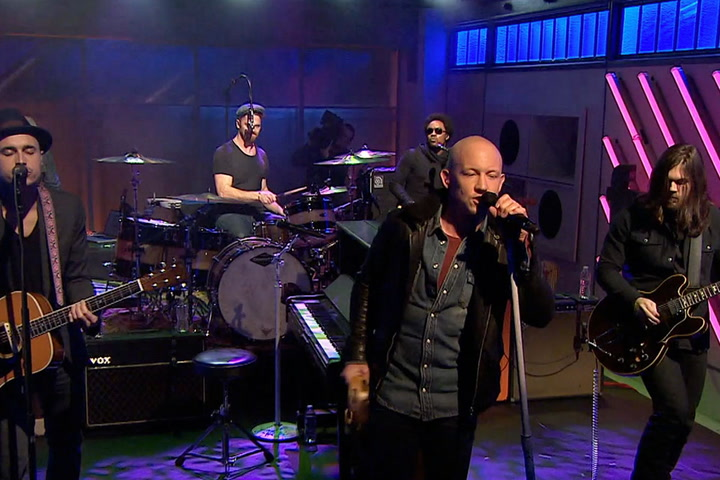 "Shows:  The Fray ""Love Don't Die"""