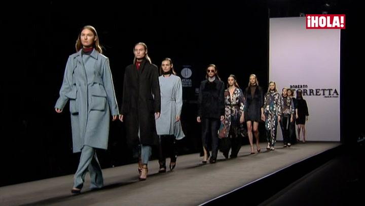 Fashion Week Madrid otoño-invierno 2017-2018: Roberto Torretta