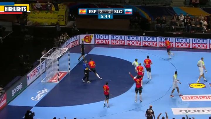 34-32: Tercera final europea seguida de los 'Hispanos'