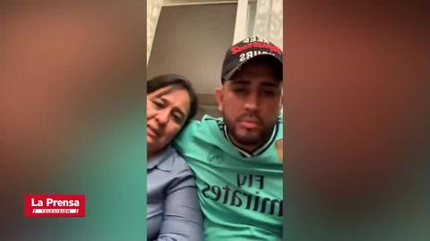 Kevin Solórzano envía mensaje a las madres hondureñas