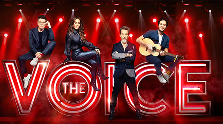Replay The voice - Dimanche 09 Mai 2021