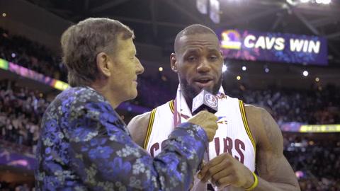 LeBron James   LeBron  NBA Finals 307566ec6