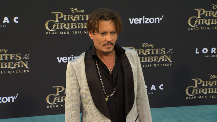 Johnny Depp says no one is safe from 'cancel culture'