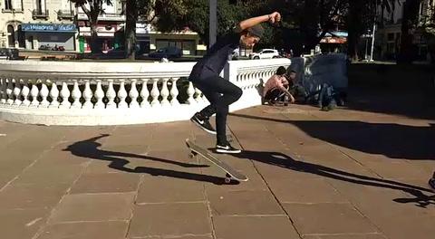 Festejaron en Paraná el Día Mundial del Skate