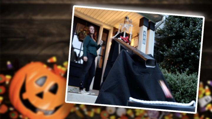 Take Those Treats for a Ride: How to Make a Halloween Candy Chute