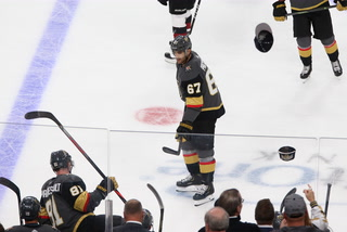 Max Pacioretty Gets Hat Trick In Golden Knights First Preseason Game – Video