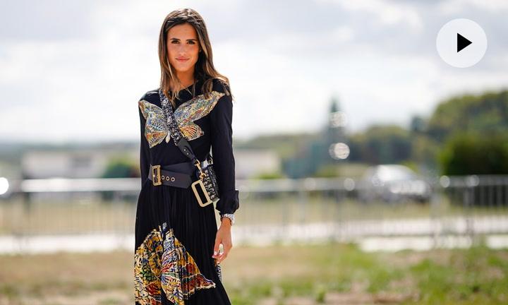 De la pasarela al Street Style: cómo llevar prendas plisadas esta temporada