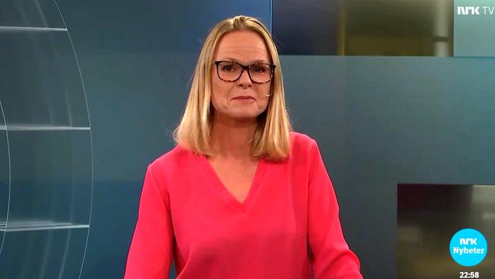 Image: Hysterisk NRK-tabbe på direkten