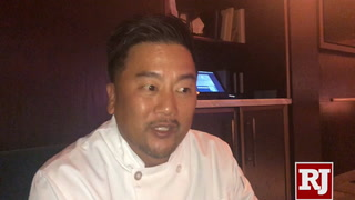 Roy Choi on cooking for Park MGM employees