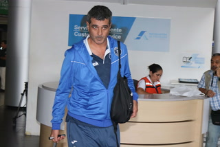 Diego Vázquez al Tauro FC: