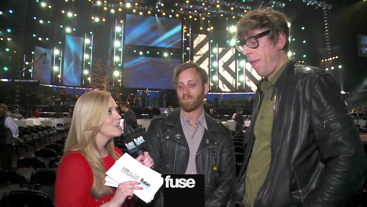 Interviews: Grammys: The Black Keys Gear Up for Grammy Performance With Dr. John