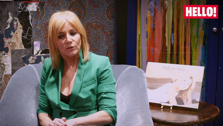 Michelle Collins launches skincare range
