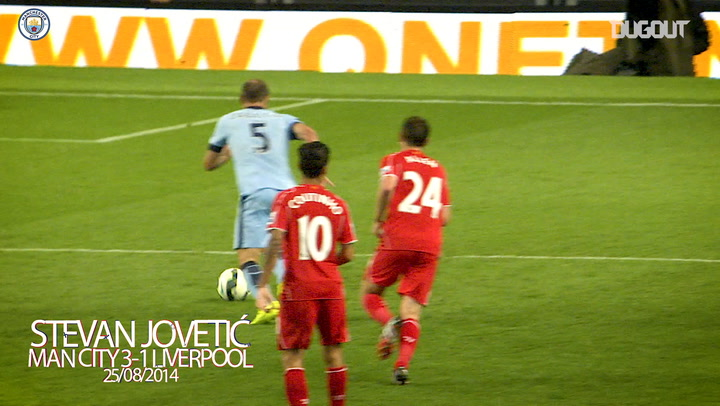 Man City's Best Goals Against Liverpool