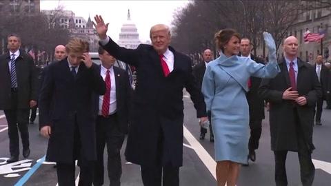 Donald Trump, caos, ira y división