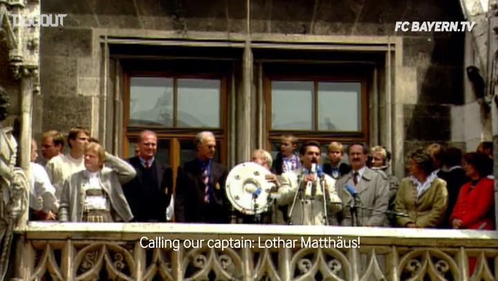 Club Legends: Lothar Matthäus
