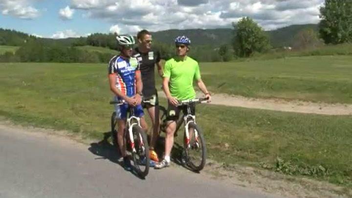 Hvordan trene best på sykkelen