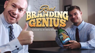 Real Branding Genius E1! Feat [A+ Wine Designs]