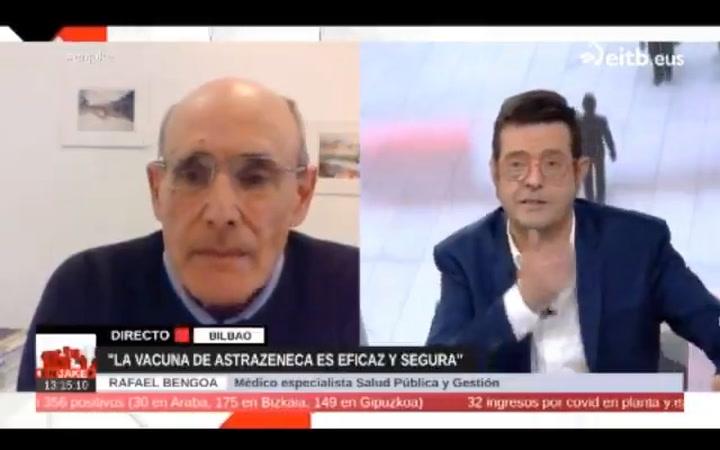 Este experto vaticina cuándo dejaremos de usar la mascarilla por la calle