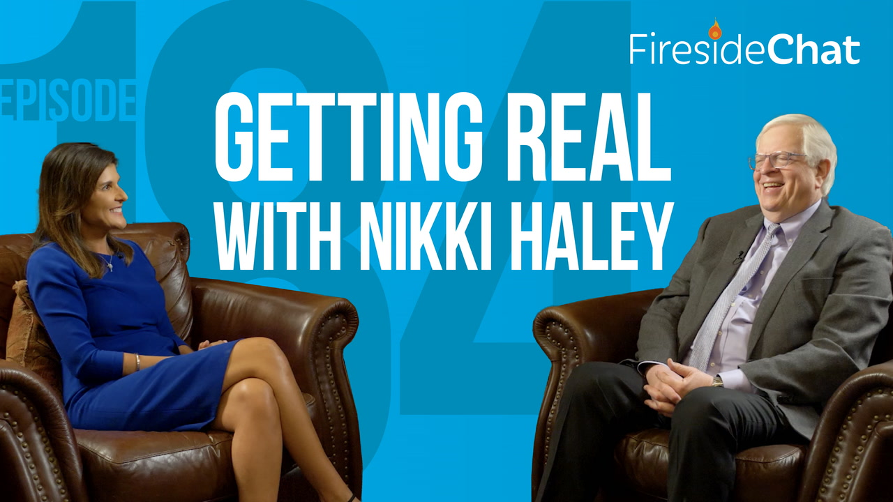 Ep. 184 — Getting Real With Nikki Haley