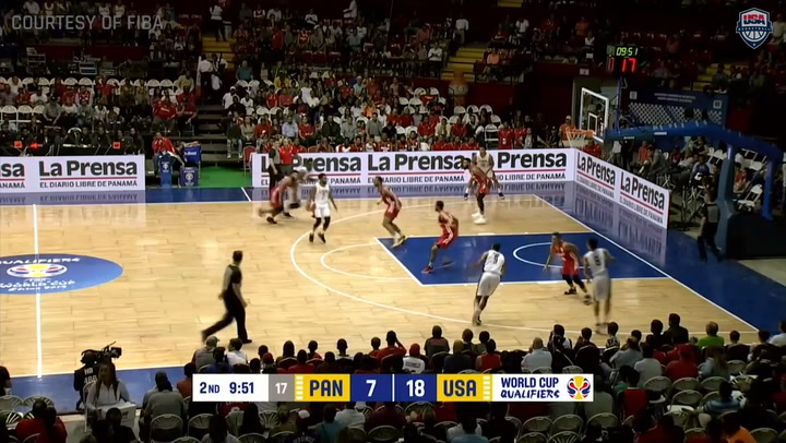 Highlights: USA MWCQ Team 78, Panama 48