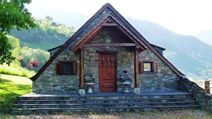 Así es la casa del cantante Pau Donés