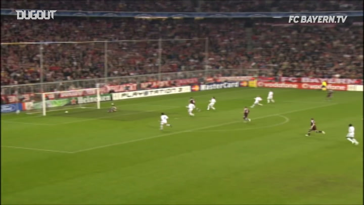 FC Bayern's Greatest Champions League Goals