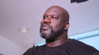 "Shaquille O'Neal hosts ""Shaq to School"" event in Las Vegas"