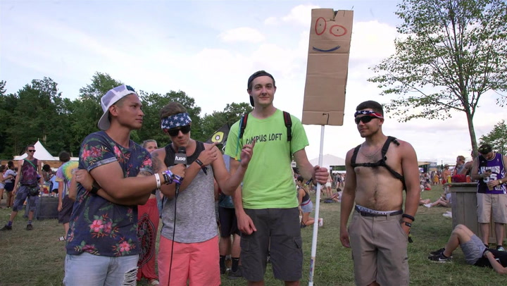 Finding the Best Totems at Firefly Music Festival 2017