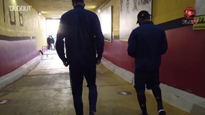 Desde dentro: La victoria de Flamengo ante el Barcelona SC
