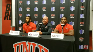 Tony Sanchez on UNLV facing San Diego State – VIDEO