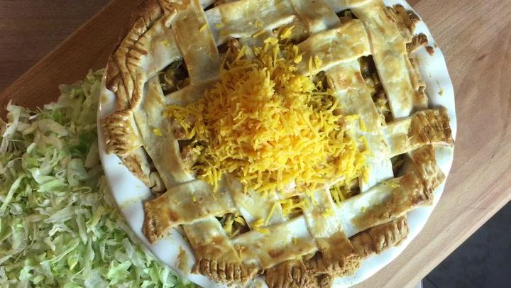 Del Taco Chicken Soft Pie Foodbeast Recipes Foodbeast