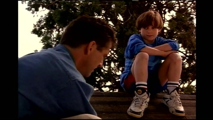 How They Began: Elijah Wood in Forever Young