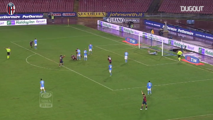 Incredible Goals: Kone vs Napoli